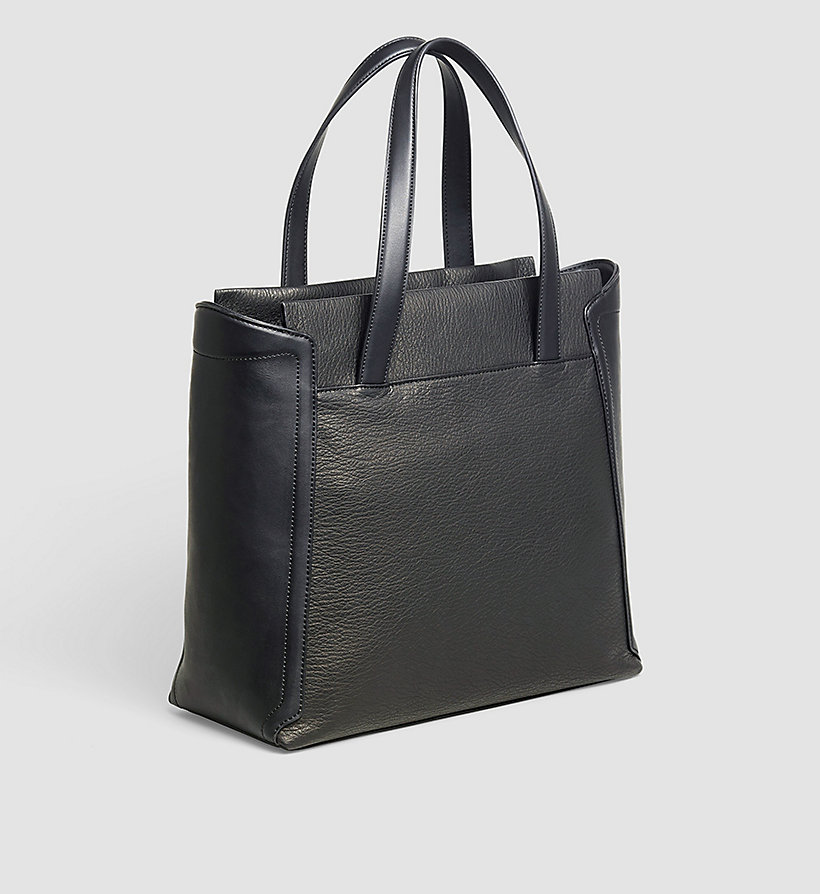CALVINKLEIN Tote Bag - BLACK - CALVIN KLEIN SHOES & ACCESSORIES - detail image 2