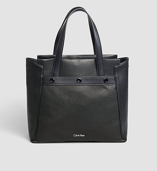 CKCOLLECTION Borsa tote - BLACK - CALVIN KLEIN SCARPE & ACCESSORI - immagine principale