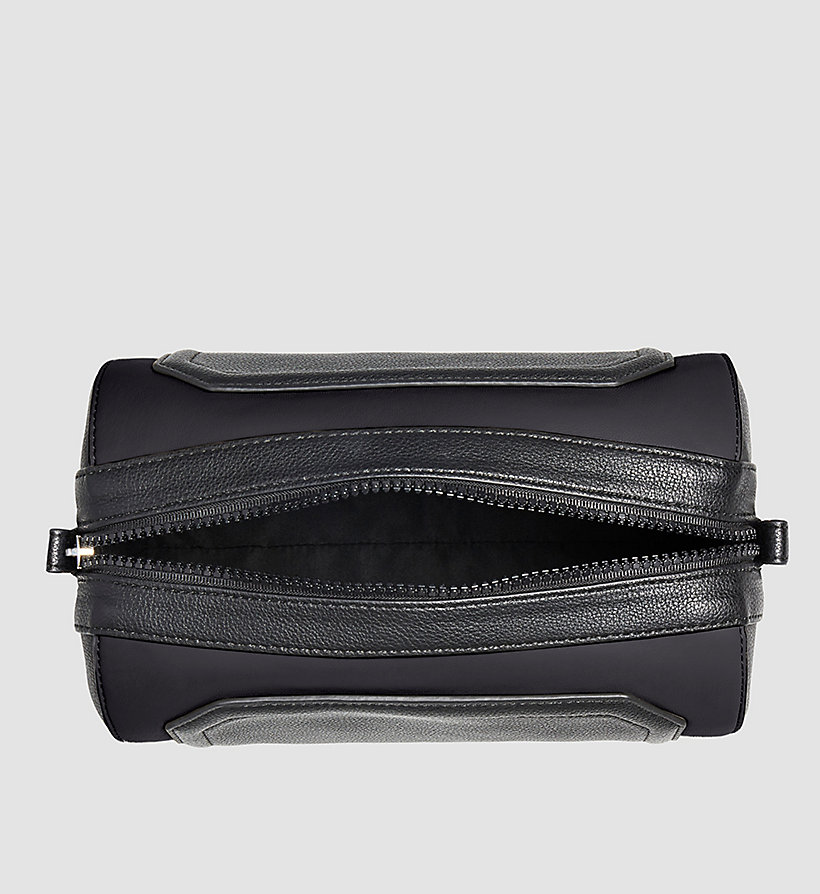 CALVINKLEIN Duffle Bag - BLACK/BLACK - CALVIN KLEIN SHOES & ACCESSORIES - detail image 2
