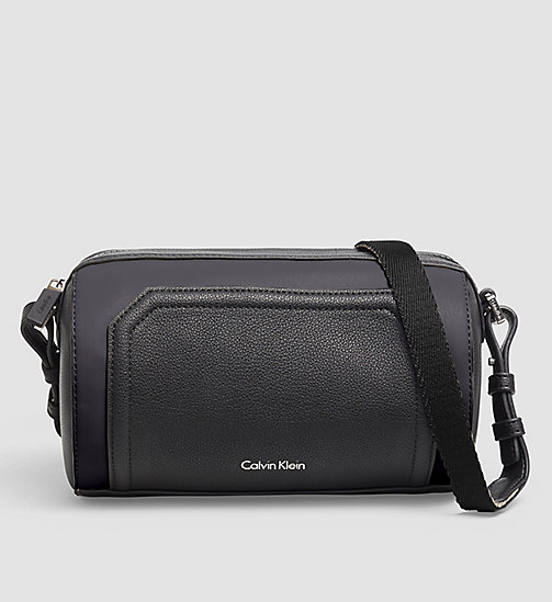 CKCOLLECTION Duffle Bag - BLACK/BLACK - CALVIN KLEIN  - main image