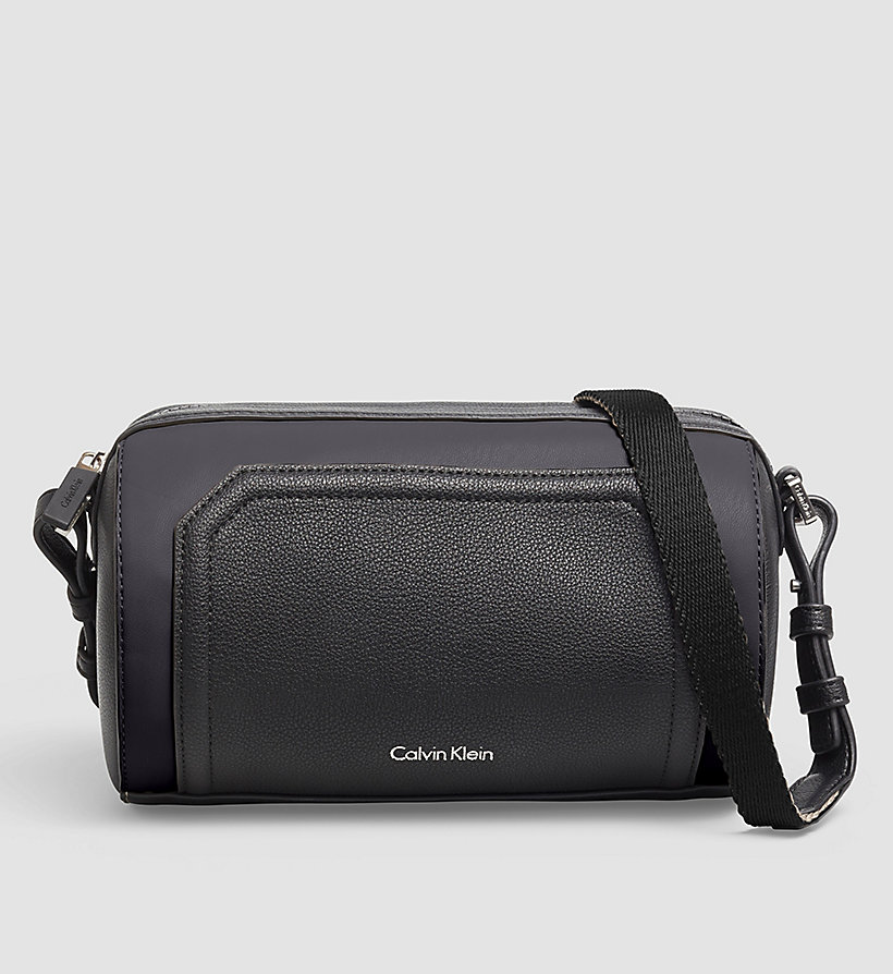 CALVINKLEIN Duffle Bag - BLACK/BLACK - CALVIN KLEIN SHOES & ACCESSORIES - main image