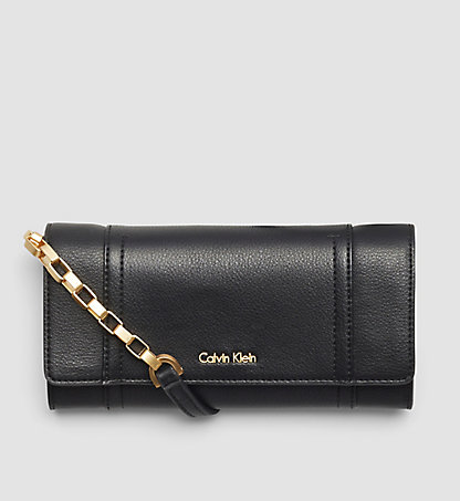 CALVIN KLEIN Trifold Wallet On Chain - Myra K60K602432001