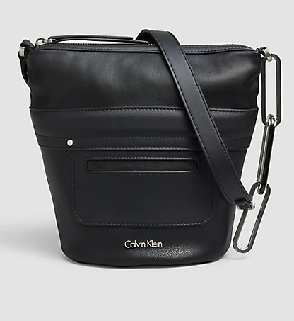 CALVIN KLEIN Small Elongated Bucket Bag K60K602445001
