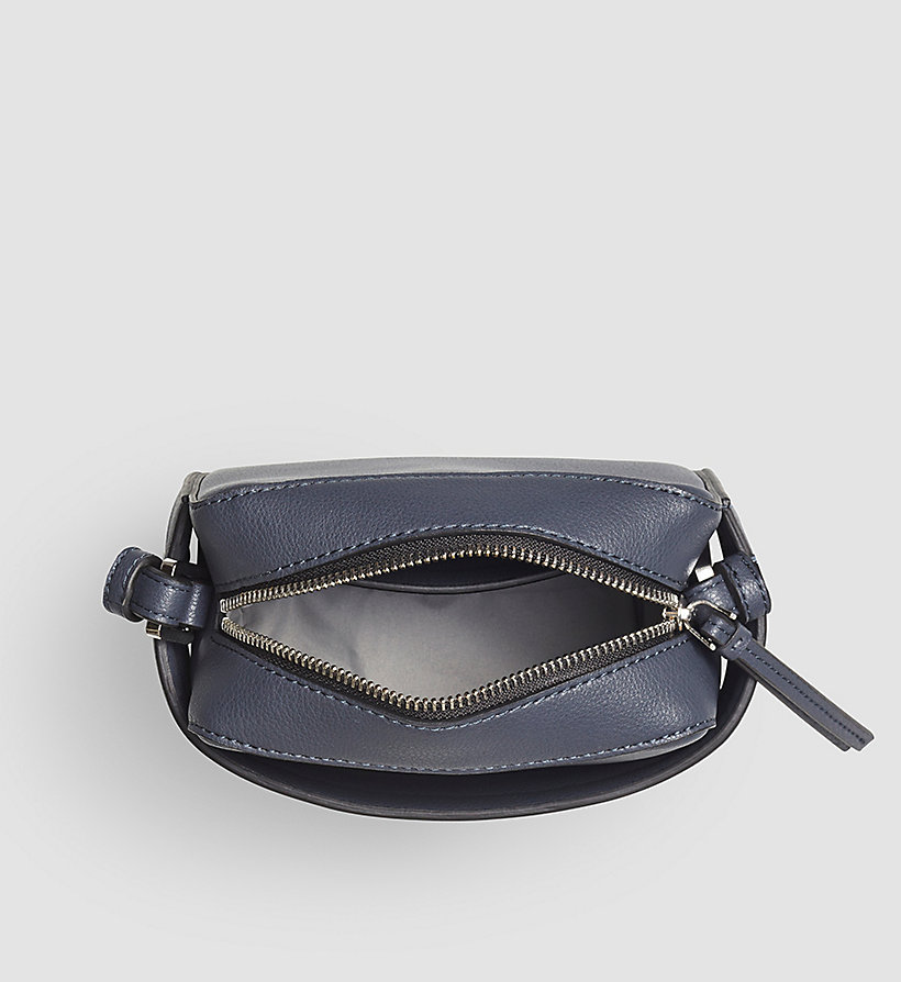 CALVINKLEIN Small Crossover Clutch - BLACK - CALVIN KLEIN SHOES & ACCESSORIES - detail image 2