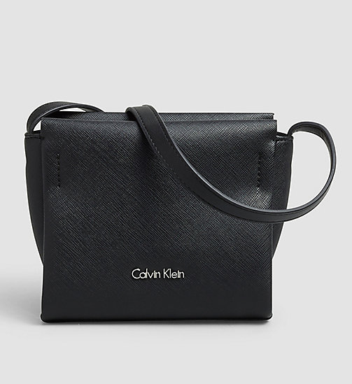 CALVINKLEIN Mini Crossover-Bag - BLACK - CALVIN KLEIN  - main image