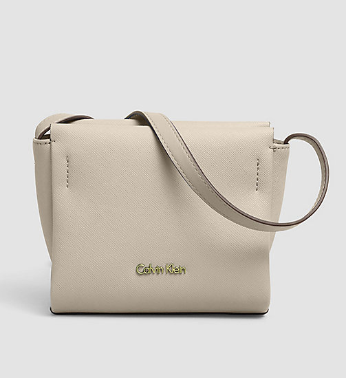 CALVINKLEIN Mini Crossover-Bag - MUSHROOM - CALVIN KLEIN  - main image