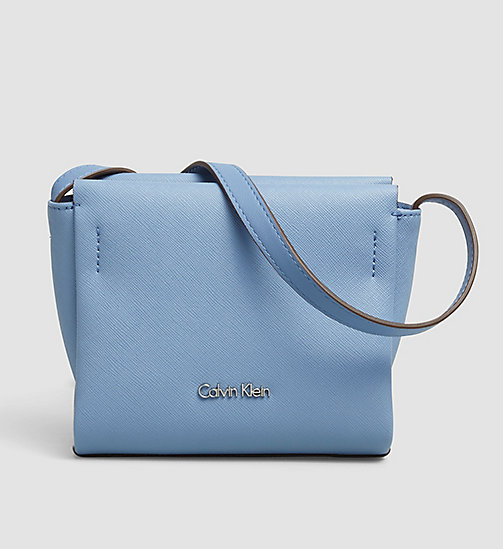 Mini Crossover-Bag - CASHMERE BLUE - CALVIN KLEIN  - main image