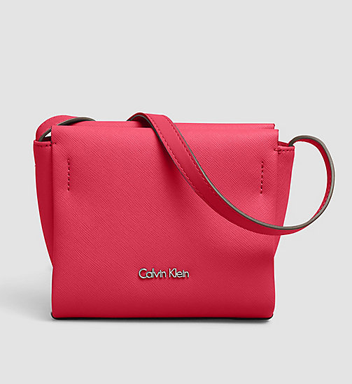 Mini Crossover-Bag - BRIGHT ROSE - CALVIN KLEIN  - main image