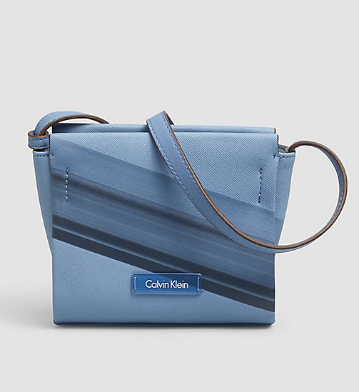 CALVINKLEIN Printed Mini Crossover - CASHMERE BLUE - CALVIN KLEIN Up to 50% - main image
