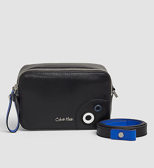 Micro Crossover-Bag - BLACK - CALVIN KLEIN  - main image