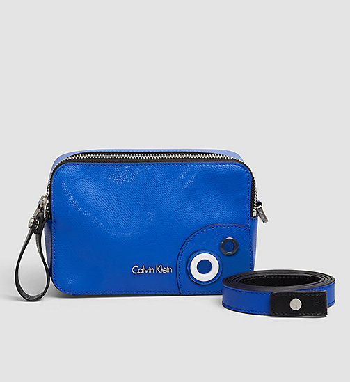 CALVINKLEIN Micro Crossover-Bag - DAZZLING BLUE - CALVIN KLEIN CROSSOVER-BAGS - main image