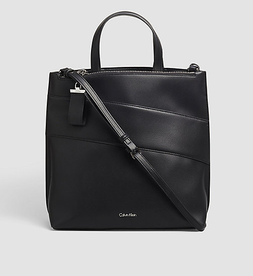 CALVINKLEIN Tote Bag - BLACK - CALVIN KLEIN Up to 50% - main image