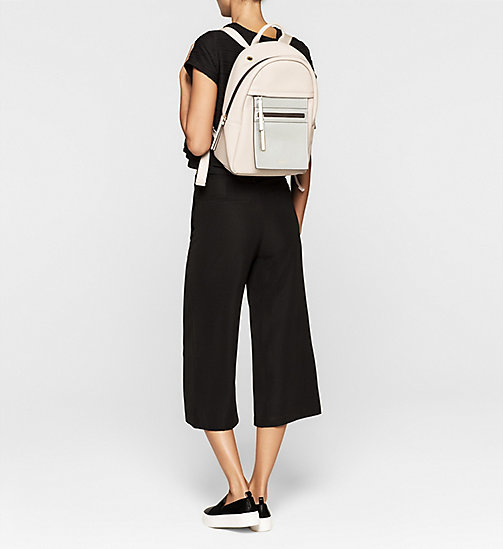 CALVINKLEIN Backpack - MUSHROOM - CALVIN KLEIN BACKPACKS - detail image 1