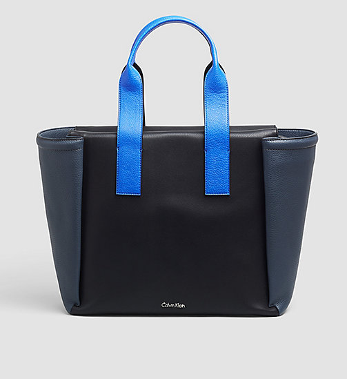 Large Tote Bag - BLACK - CALVIN KLEIN SHOES & ACCESSORIES - main image