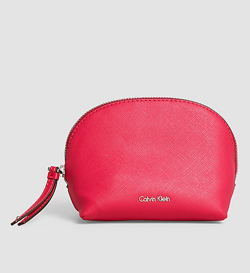 CALVINKLEIN 3-in-1 Make-Up Bag - BRIGHT ROSE - CALVIN KLEIN SMALL ACCESSORIES - main image