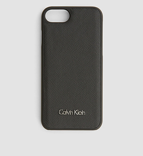 CALVINKLEIN iPhone 6s Cover - BLACK - CALVIN KLEIN SMALL ACCESSORIES - main image