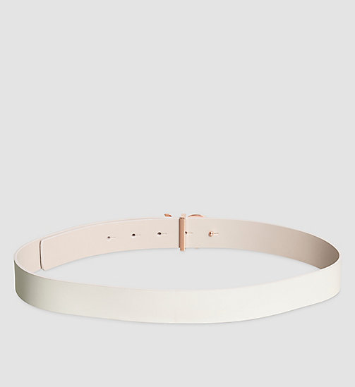 CALVINKLEIN Reversible Leather Belt Gift Box - FRAPPE/STONE - CALVIN KLEIN BELTS - detail image 1