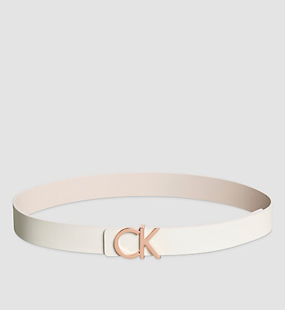 CALVIN KLEIN Reversible Leather Belt Gift Box K60K602620906