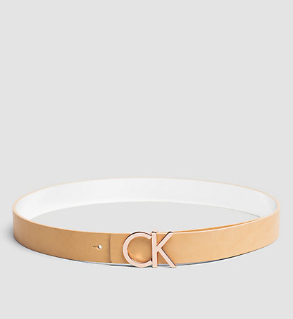 CALVIN KLEIN Reversible Leather Belt in Gift Box K60K602670229