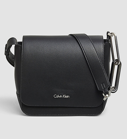 Flap Crossover - BLACK - CALVIN KLEIN  - main image