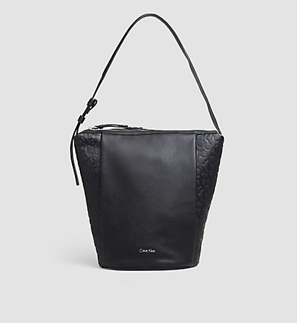 CALVIN KLEIN Elongated Bucket Bag K60K602701001