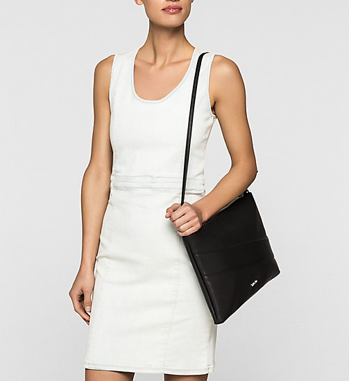Large Clutch - BLACK - CALVIN KLEIN  - detail image 1