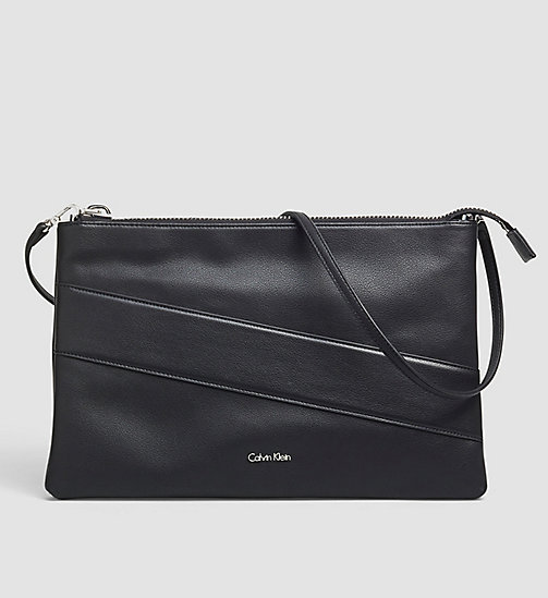 Large Clutch - BLACK - CALVIN KLEIN  - main image