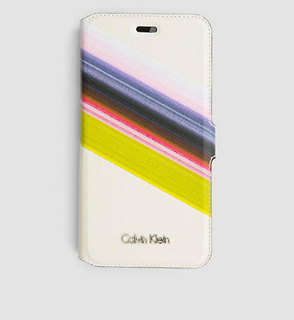 CALVIN KLEIN iPhone 6s Plus-Hülle K60K602718102