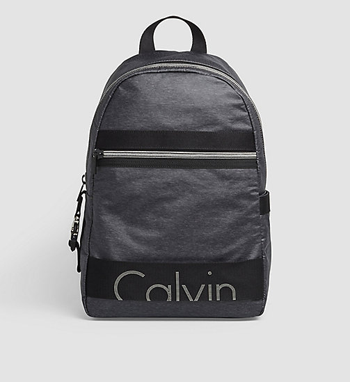 CKJEANS Backpack - DARK GREY - CK JEANS BAGS - main image