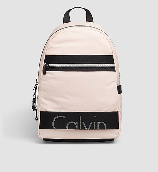 CKJEANS Backpack - SOFT PINK - CK JEANS BACKPACKS - main image