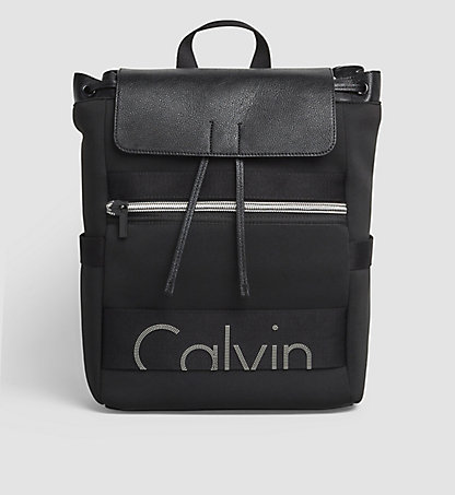 CALVIN KLEIN JEANS Neoprene Backpack K60K602721001