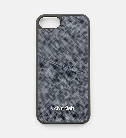 CALVINKLEIN iPhone7-hoes - BLUE NIGHT - CALVIN KLEIN KLEINE ACCESSOIRES - main image