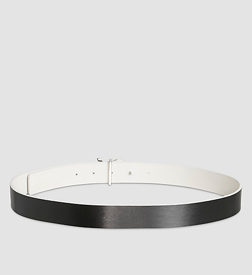 CALVINKLEIN Reversible Leather Belt Gift Box - BLACK - CALVIN KLEIN  - detail image 1