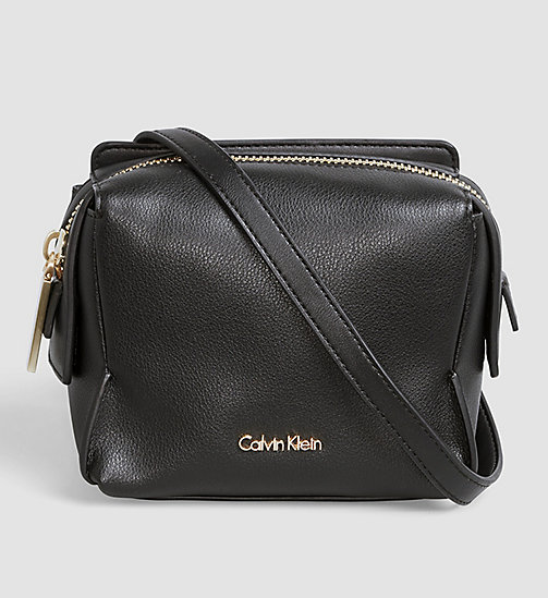 Kleine Crossover-Bag - BLACK - CALVIN KLEIN  - main image
