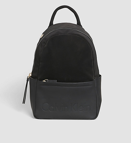 Media Backpack - BLACK - CALVIN KLEIN  - main image