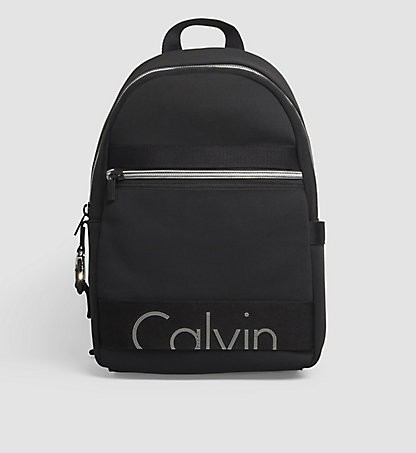 CALVIN KLEIN JEANS Neoprene Backpack K60K603444001