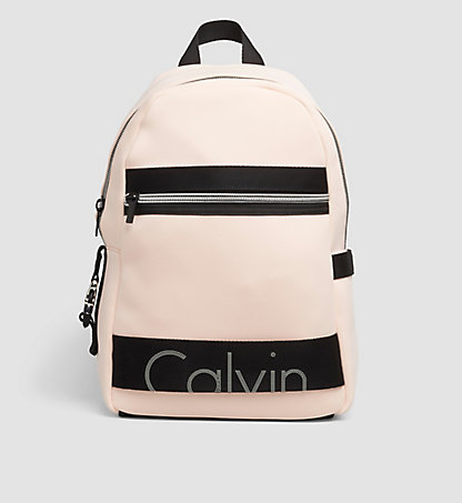 CALVIN KLEIN JEANS Neoprene Backpack K60K603444639