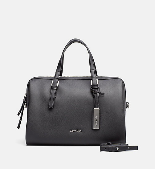 CALVINKLEIN Duffle Bag - BLACK - CALVIN KLEIN CARRIED AWAY - main image