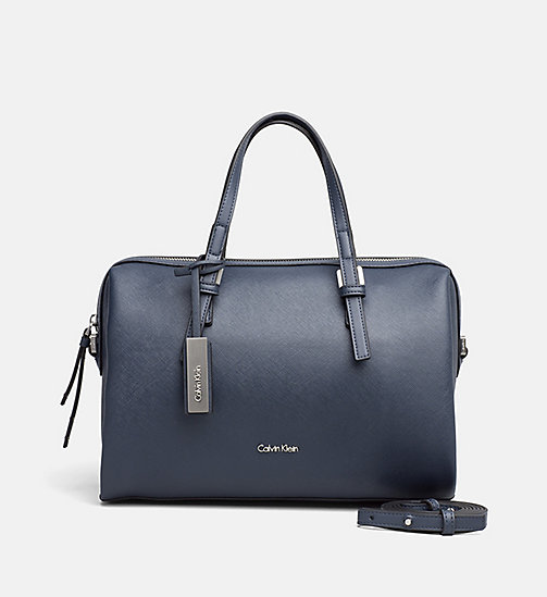 CALVINKLEIN Duffle Bag - BLUE NIGHT - CALVIN KLEIN CARRIED AWAY - main image
