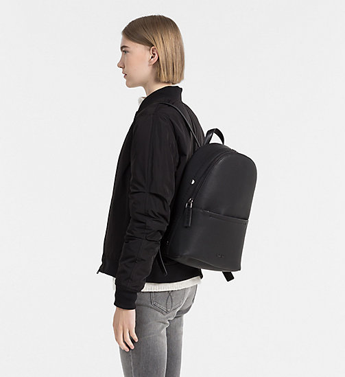 CALVINKLEIN Backpack - BLACK - CALVIN KLEIN NEW ARRIVALS - detail image 1