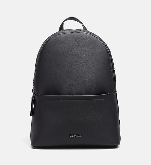 CALVINKLEIN Backpack - BLACK - CALVIN KLEIN NEW ARRIVALS - main image