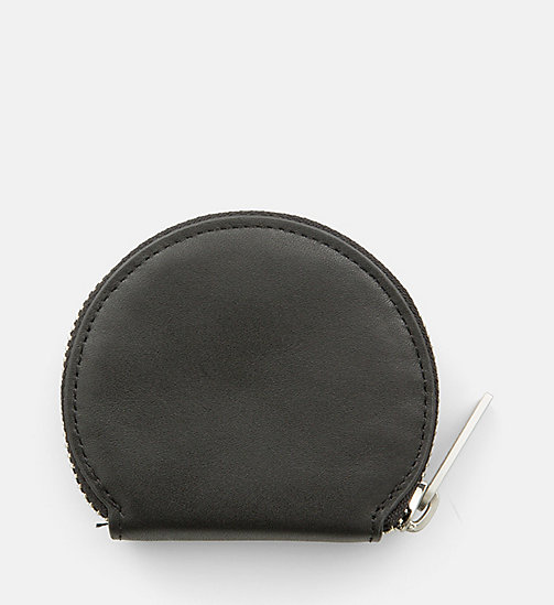 Coin Purse - BLACK - CALVIN KLEIN SHOES & ACCESSORIES - detail image 1