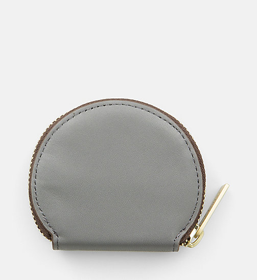 Coin Purse - STEEL GREY - CALVIN KLEIN SHOES & ACCESSORIES - detail image 1