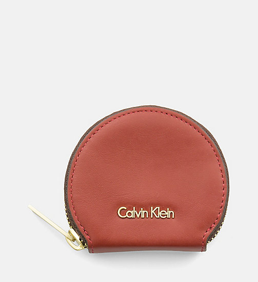 Coin Purse - HENNA - CALVIN KLEIN SHOES & ACCESSORIES - main image