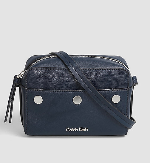 CALVINKLEIN Kleine Crossover-Bag - BLUE NIGHT - CALVIN KLEIN CROSSOVER-BAGS - main image