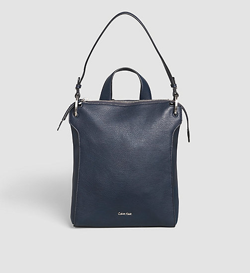 CALVINKLEIN Multiway Backpack - BLUE NIGHT - CALVIN KLEIN BACKPACKS - main image