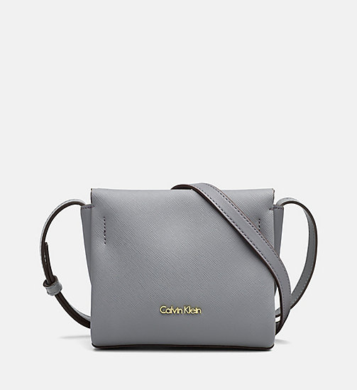 Mini Crossover-Bag - STEEL GREY - CALVIN KLEIN SCHUHE & ACCESSOIRES - main image
