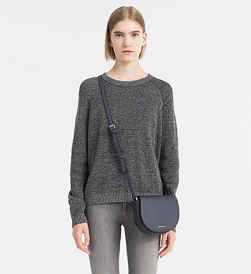 CALVINKLEIN Saddle-Bag - BLUE NIGHT - CALVIN KLEIN SCHUHE & ACCESSOIRES - main image 1