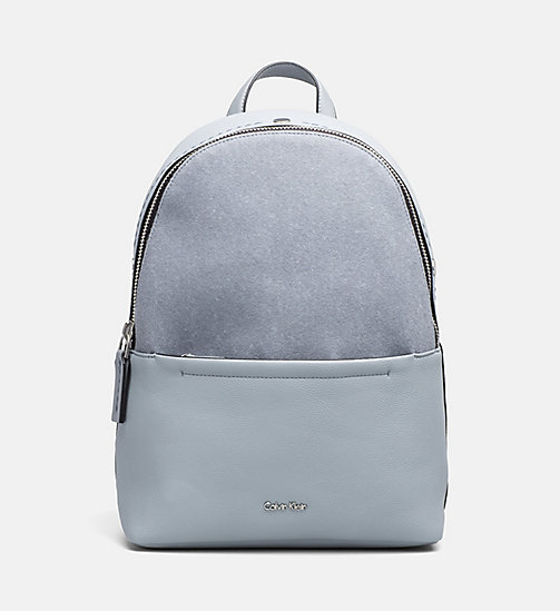 Backpack - MINERAL WOOL/ MINERAL - CALVIN KLEIN SHOES & ACCESSORIES - main image