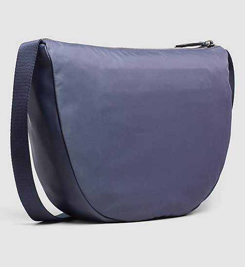 Halbmond Crossover-Bag - OMBRE BLUE/BLUE NIGHT - CALVIN KLEIN  - main image 1